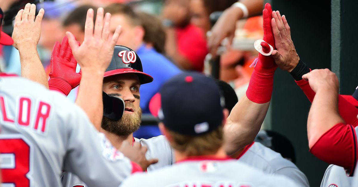 Nationals win second straight over Orioles in OPACY, 3-2, and ninth straight on ...