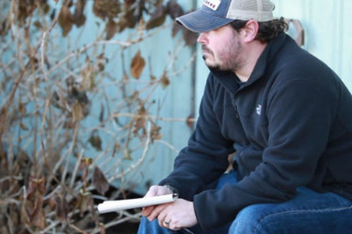 Watch Sean Brock Talk About Documenting Everything - Eater