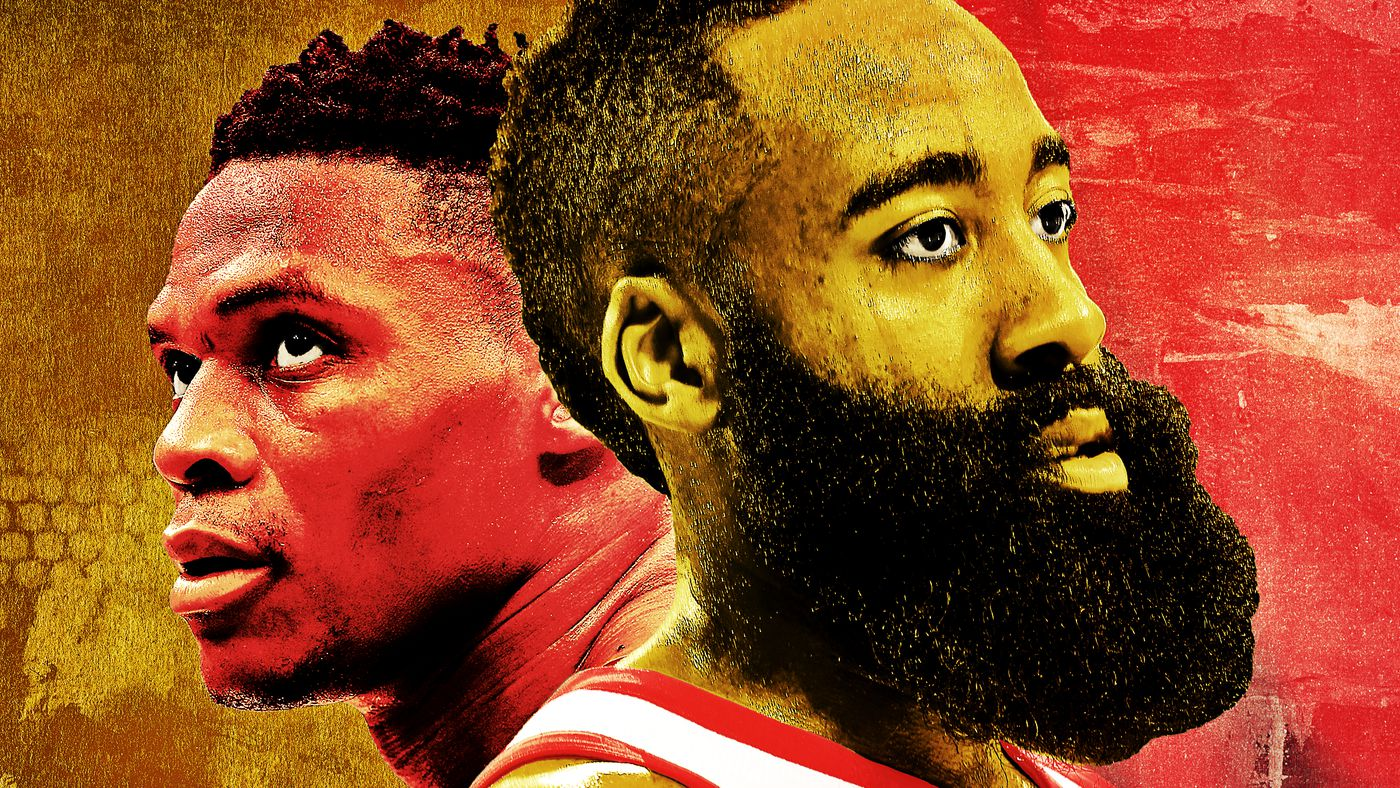 How James Harden and Russell Westbrook Can Make It Work in Houston