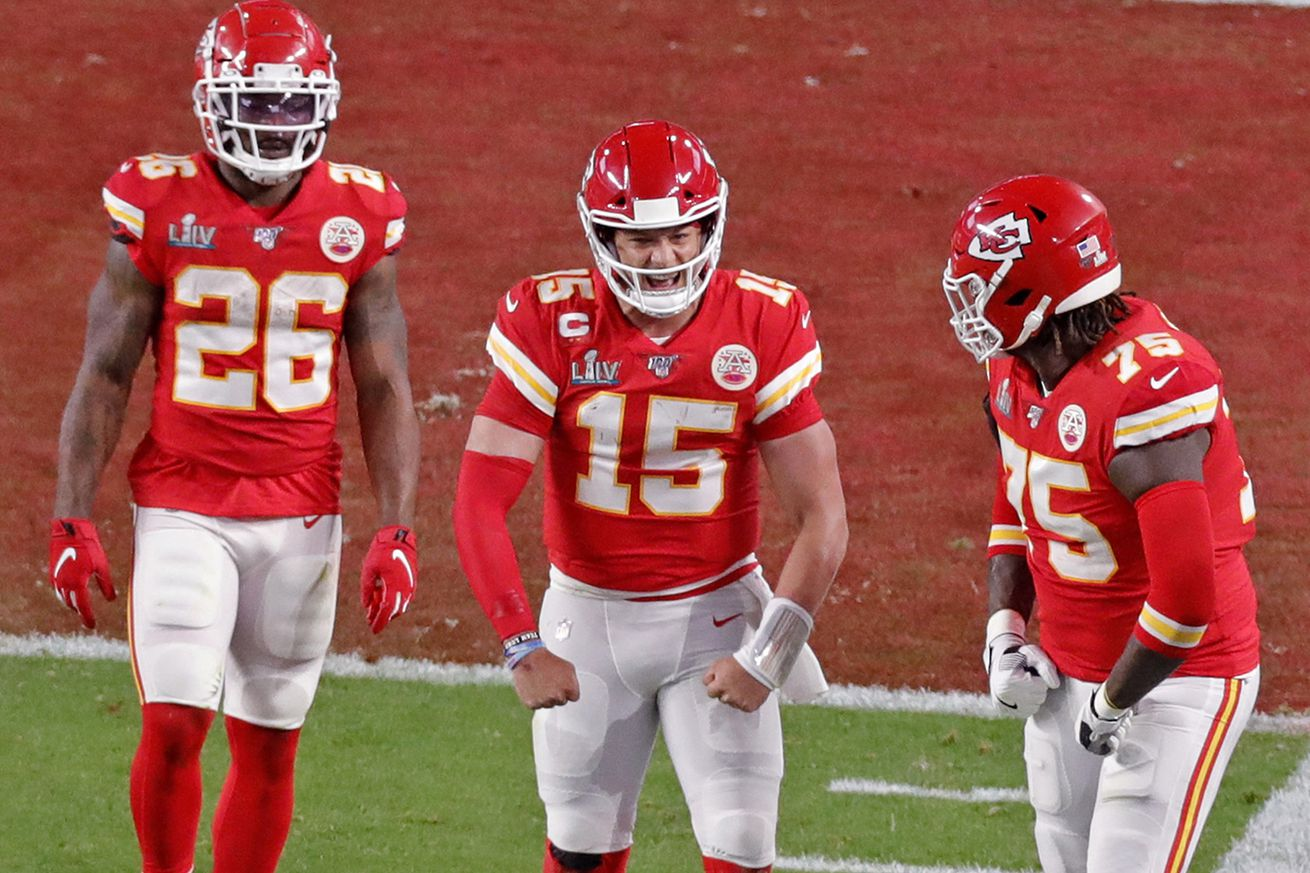 Sam Mellinger: The story of how Patrick Mahomes did 2 things hed never done and Chiefs won Super Bowl