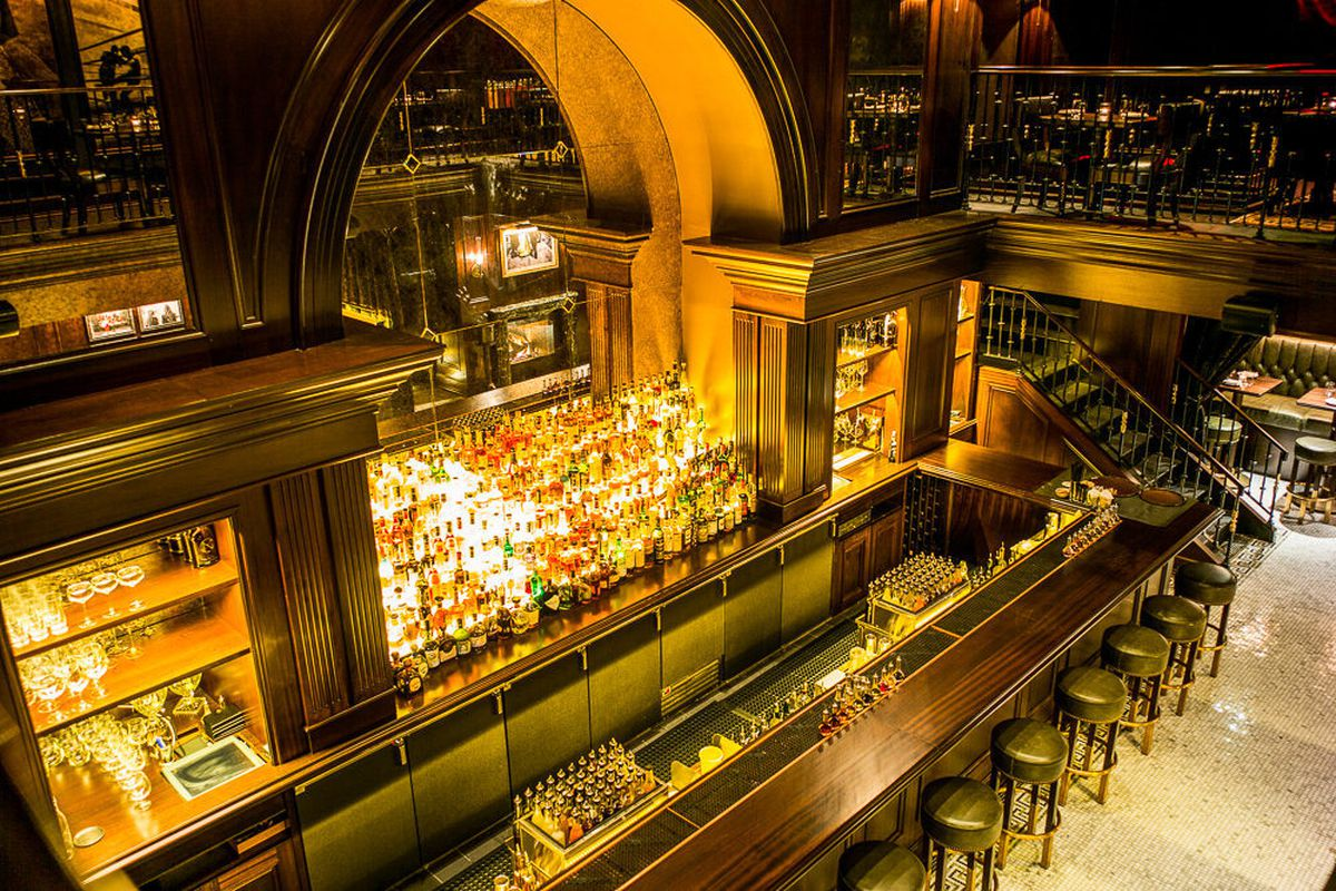 Nomad Hotel Bar Nyc