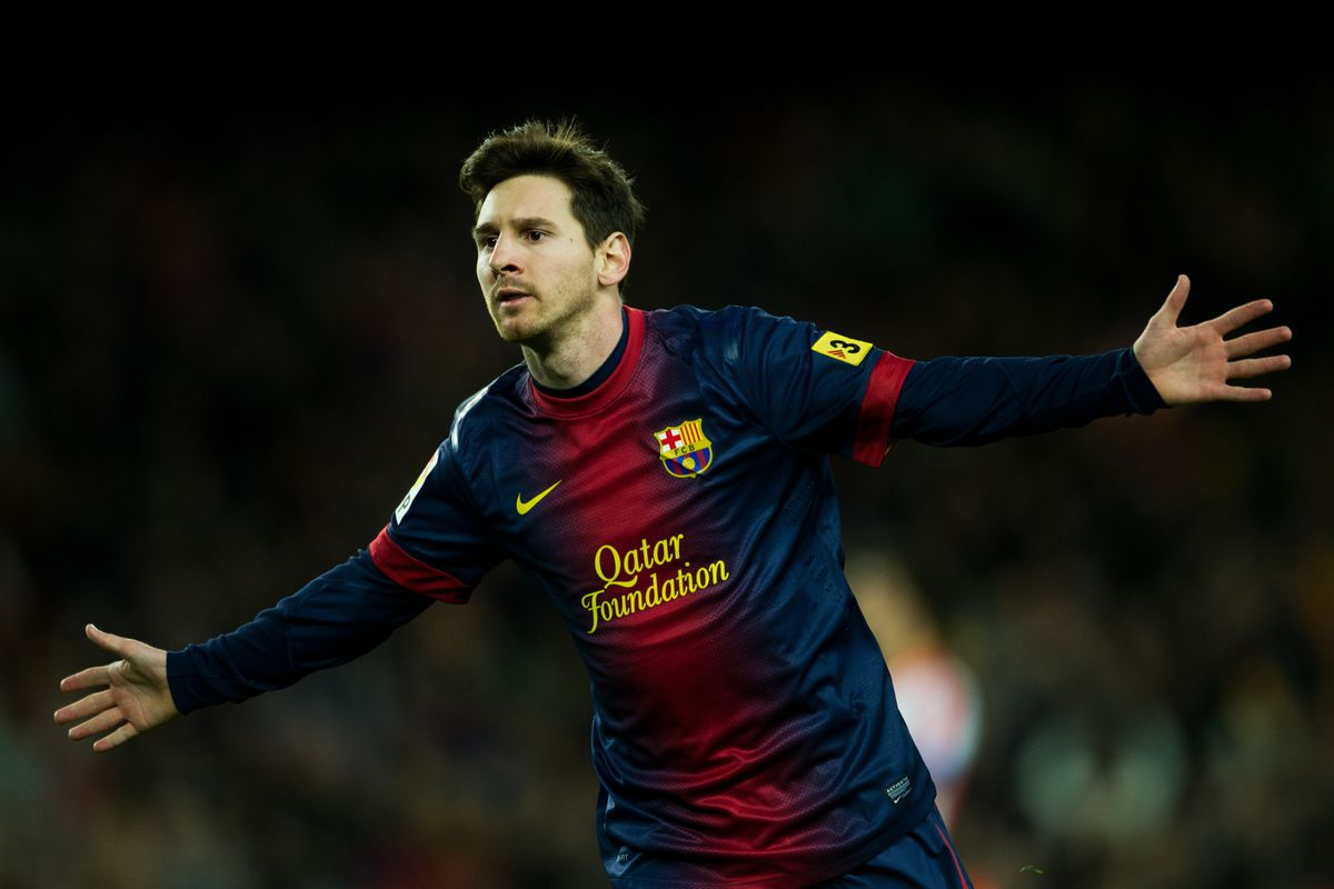 After the events of the past week, I think we could all do with some more Messi magic