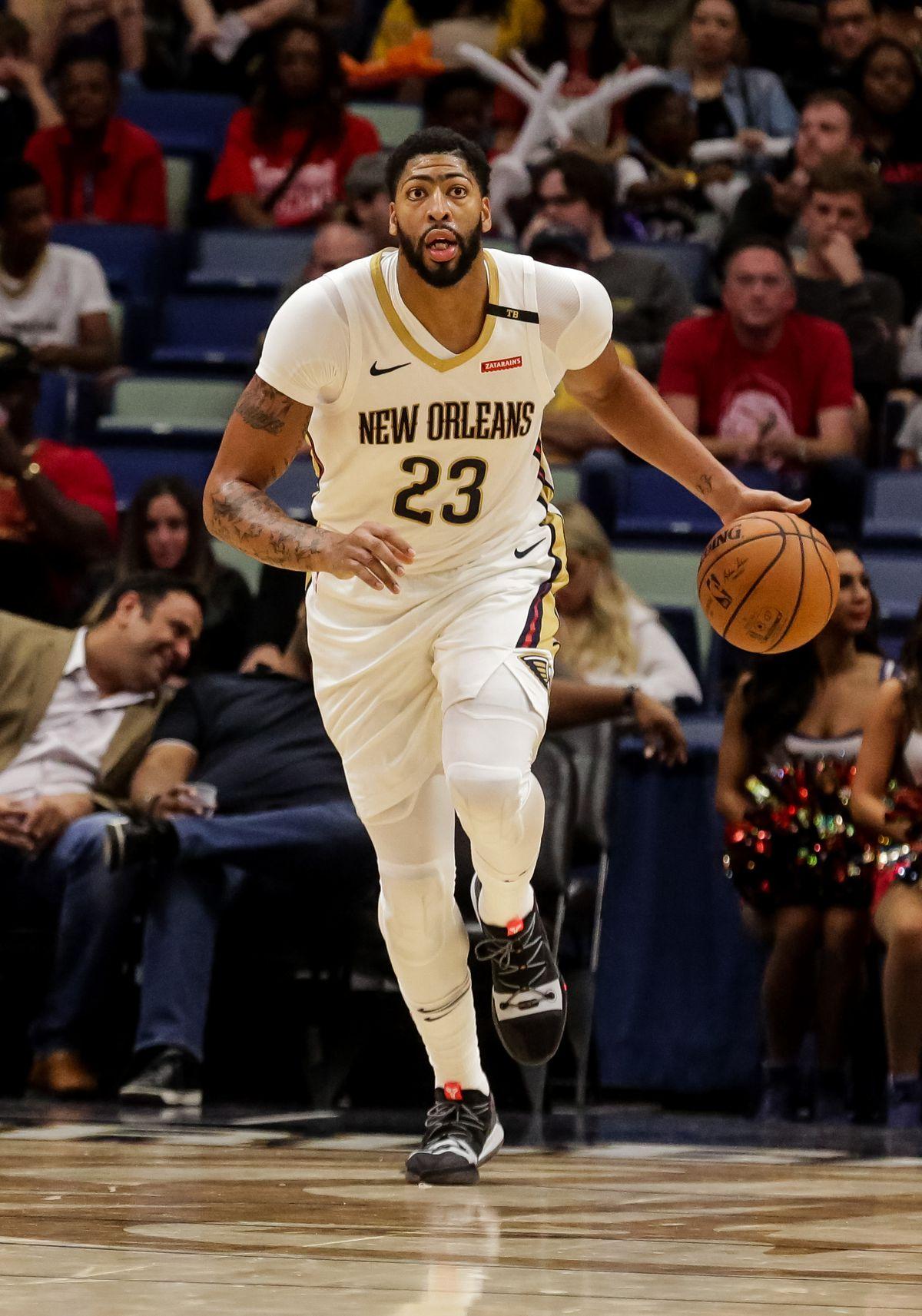 NBA: Preseason-Toronto Raptors at New Orleans Pelicans