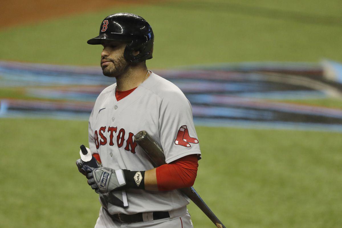 Boston Red Sox v Miami Marlins