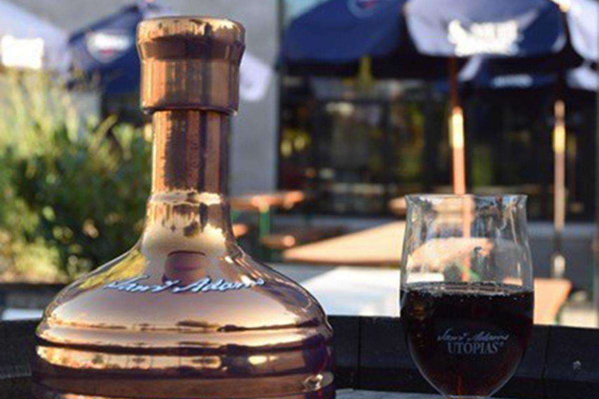 Potent — and pricey — Samuel Adams Utopias beer illegal in 15 states; Illinois is not one of them