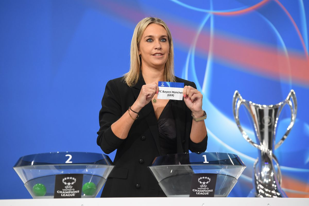 UEFA Women's Champions League 2021/22 Group Stage Draw