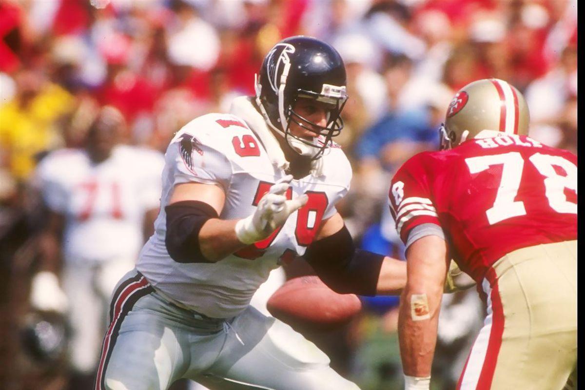 best loved 12ac1 ef07f Falcons Throwback Thursday: OG Bill Fralic - The Falcoholic