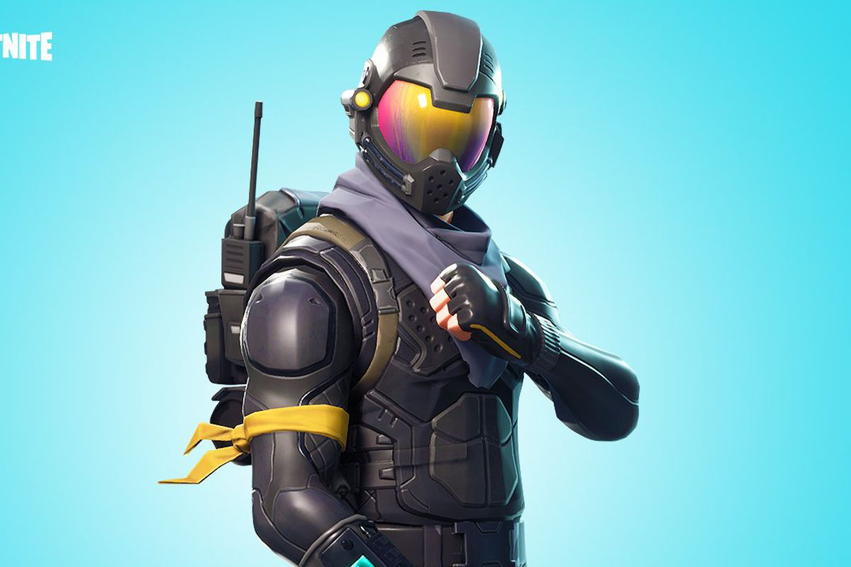 fortnite battle royale has a new starter pack with an exclusive skin - fortnite normal skin