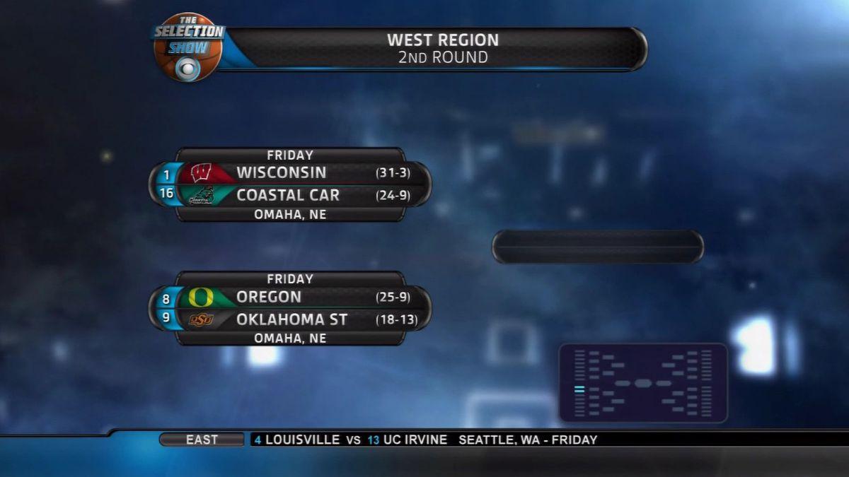 West Region 1