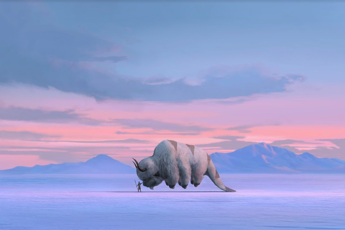 Netflix planning live-action Avatar: The Last Airbender with