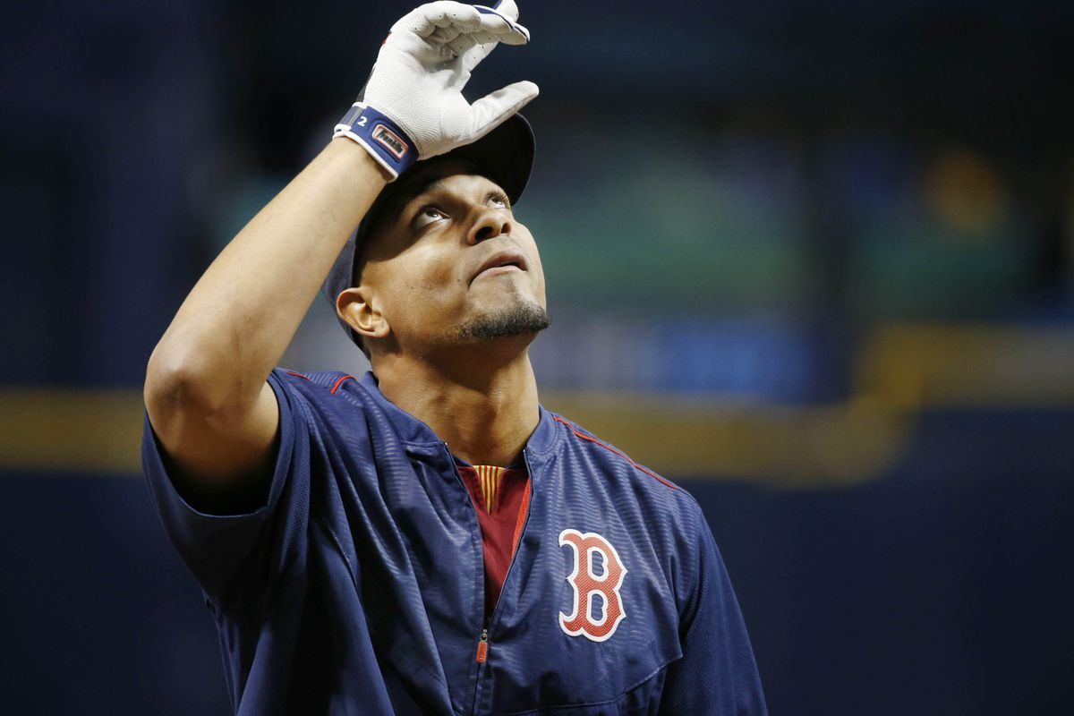 Xander Bogaerts Red Sox