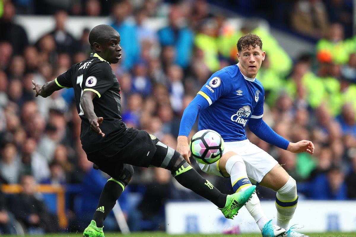 Chelsea place Everton midfielder on summer wish-list