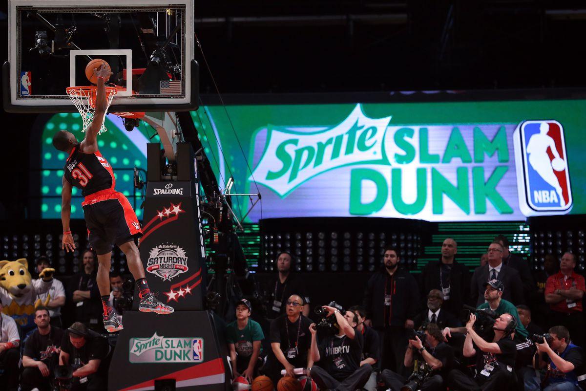Nba Slam Dunk Contest 2014 Participants Rules Tv