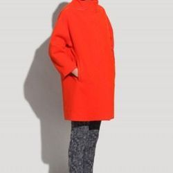 """<a href=""""http://www.rachelcomey.com/womens-store/clothing-1/jackets-outerwear/shasta-coat-1.html?size=2"""">Shasta Coat</a> by Rachel Comey, $1,208.00"""