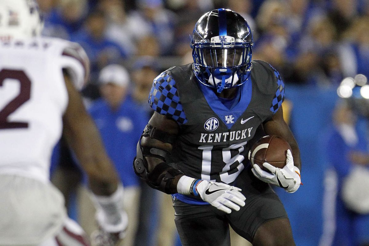 Kentucky Wildcats Musings: Football, Basketball, and UofL ...