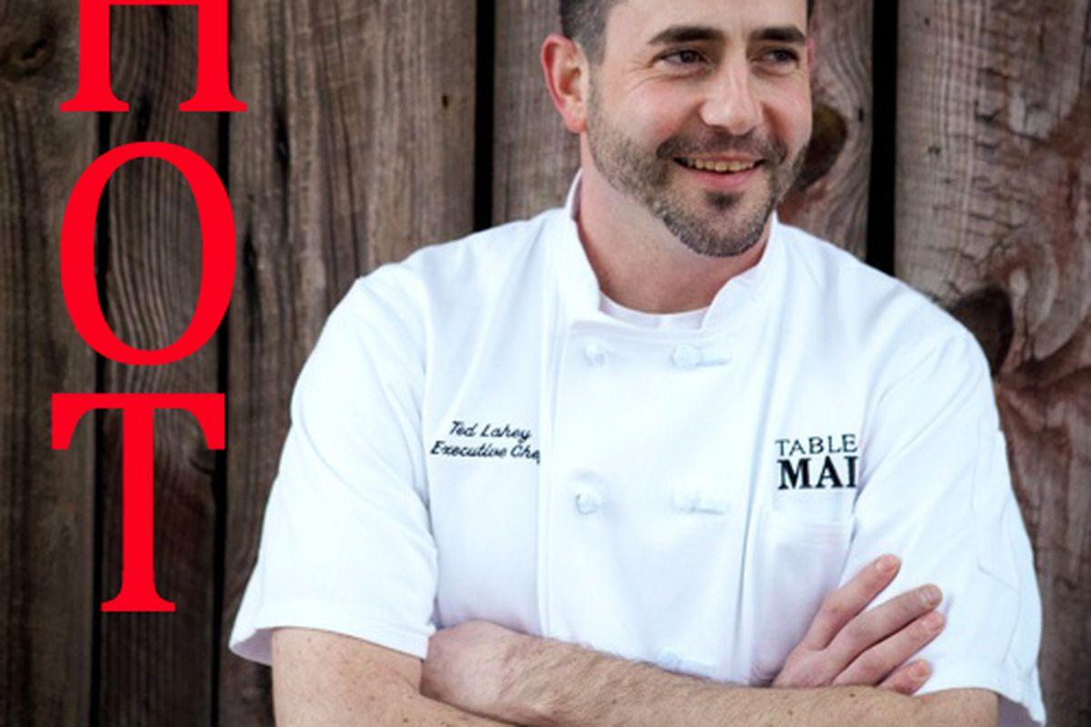 2012 Winner Ted Lahey of Table & Main.