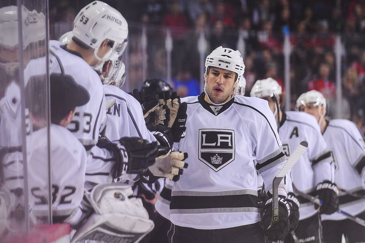 sports shoes 4f58f 3614b What Should the Kings Be Willing to Pay Milan Lucic ...
