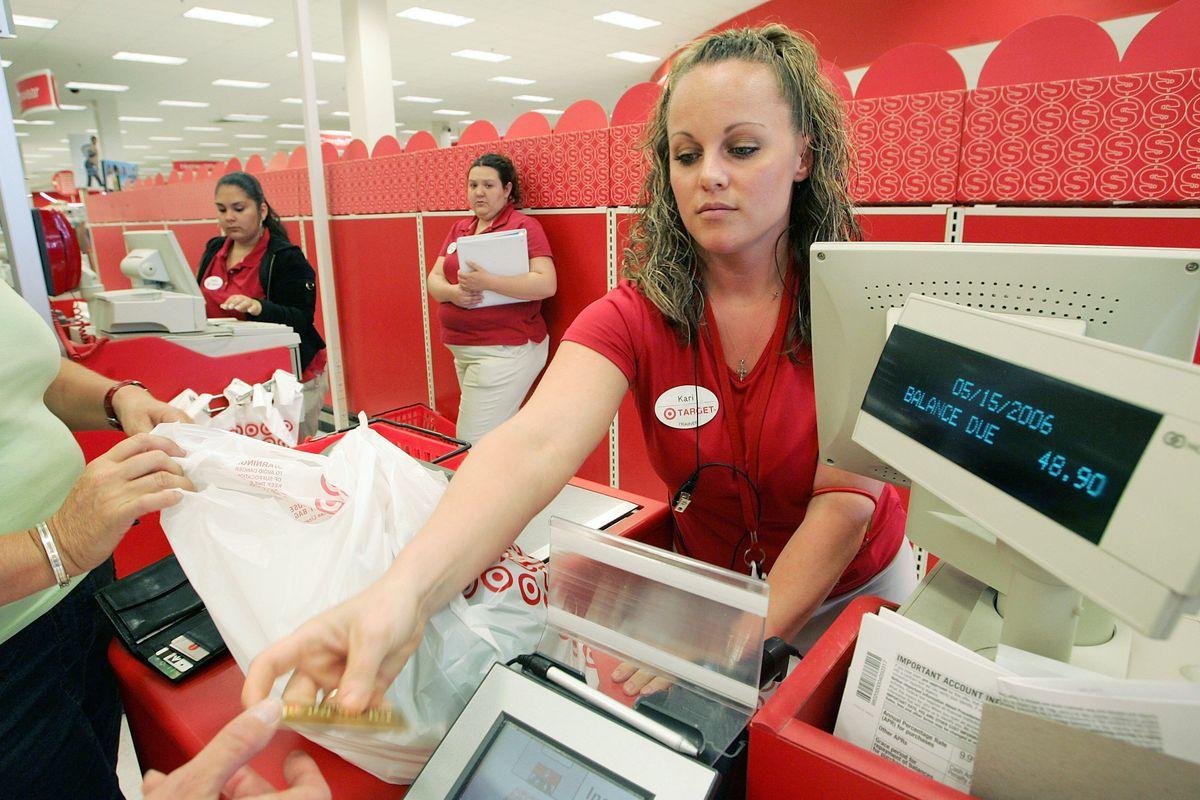 Targets Profits Rise 12 Percent In First Quarter
