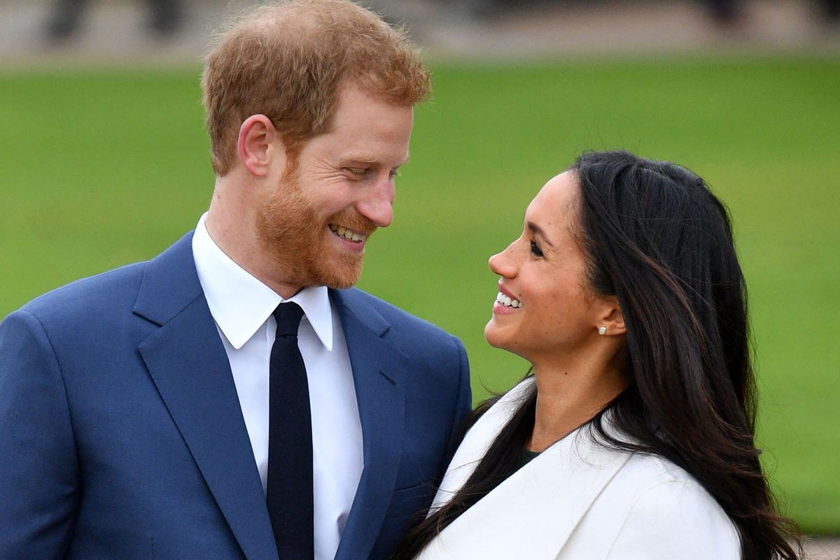 prince harry meghan markle subject of new biography finding freedom deseret news prince harry meghan markle subject of