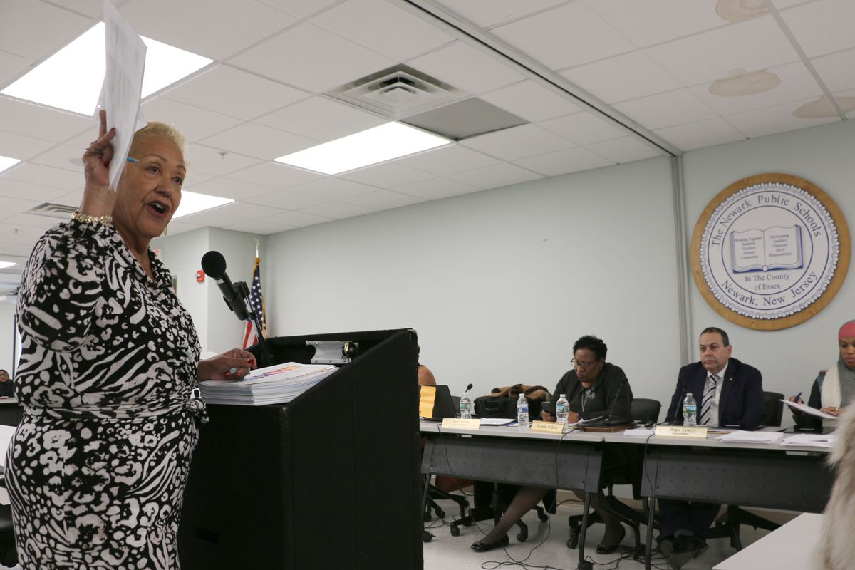 Newark's state-appointed monitor, Anzella King-Nelms, has helped guide the school district during its two-year exit from state control.