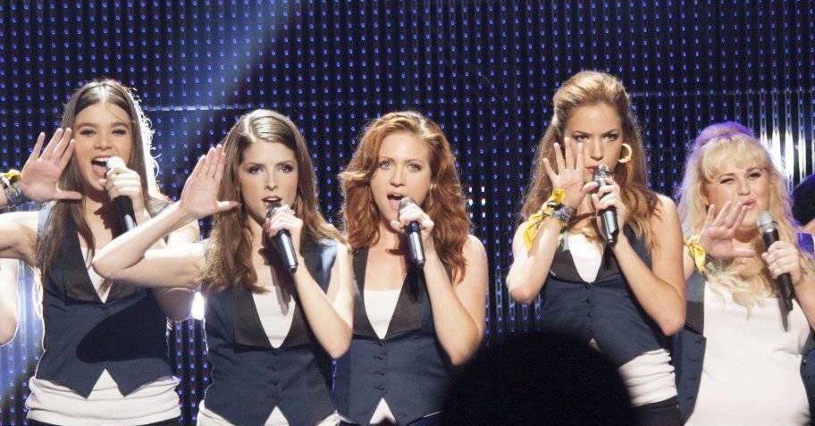 Coronavirus: 'Pitch Perfect' Bellas reunite to sing Beyoncé's 'Love on Top' thumbnail