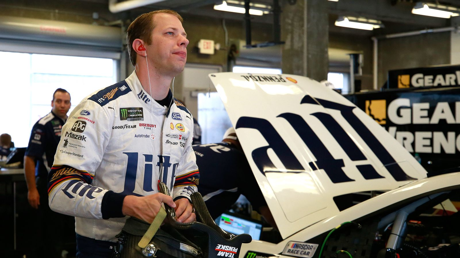 Brad Keselowski To Close Truck Series Team At End Of 2017