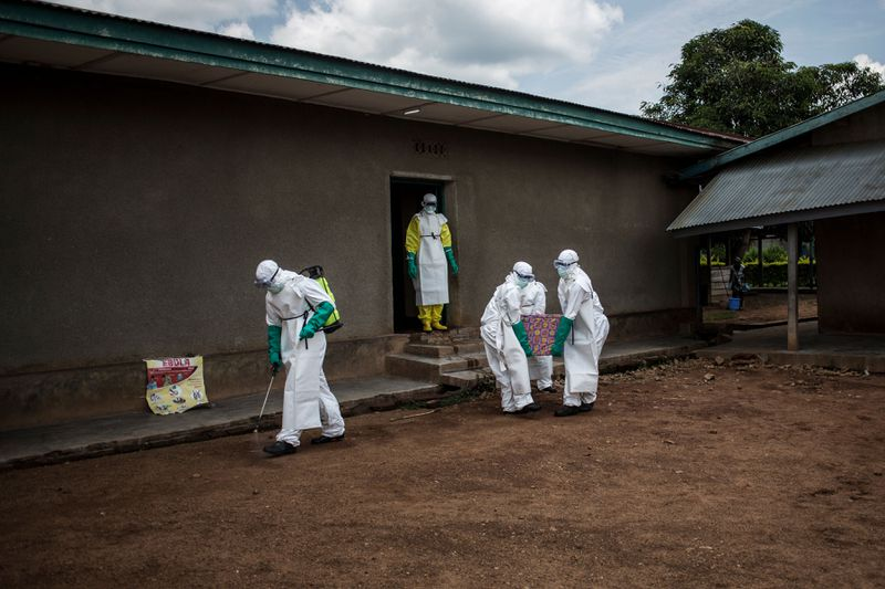 GettyImages_1021909244 Trump officials have barred experts from fighting one of the worst Ebola outbreaks in history
