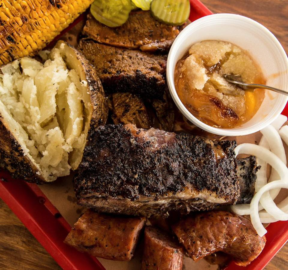 Barbecue from Cooper's
