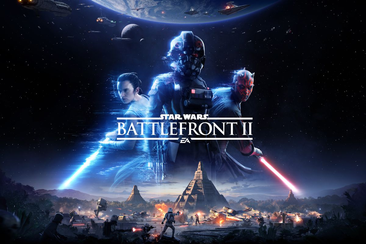 Image result for star wars battlefront 2 electronic arts