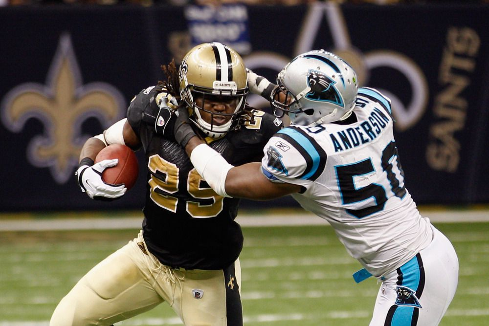2013 NFL Free Agency News: Saints Tender Ivory At Second-Round ...