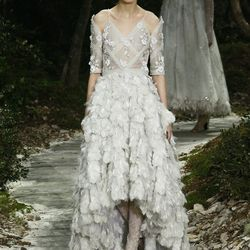 This ethearial number would certainly turn heads. By Chanel.