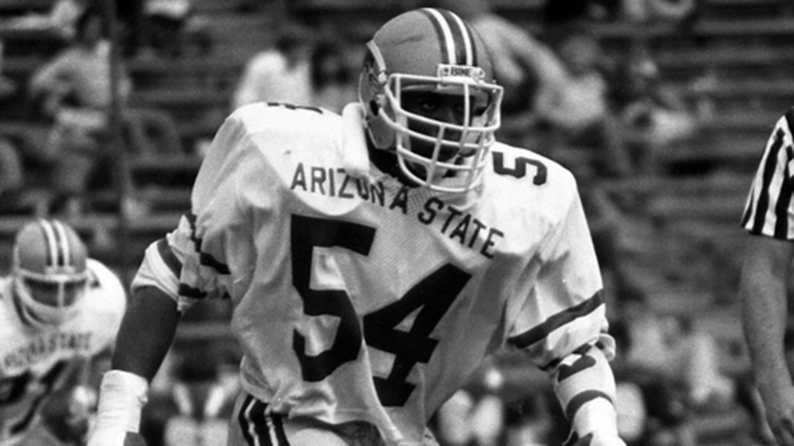 ASU Football Summer Legends Series No 54 Vernon Maxwell