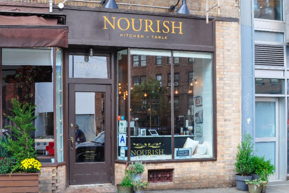 Nourish Kitchen + Table, Tempting West Village Gym-Goers With