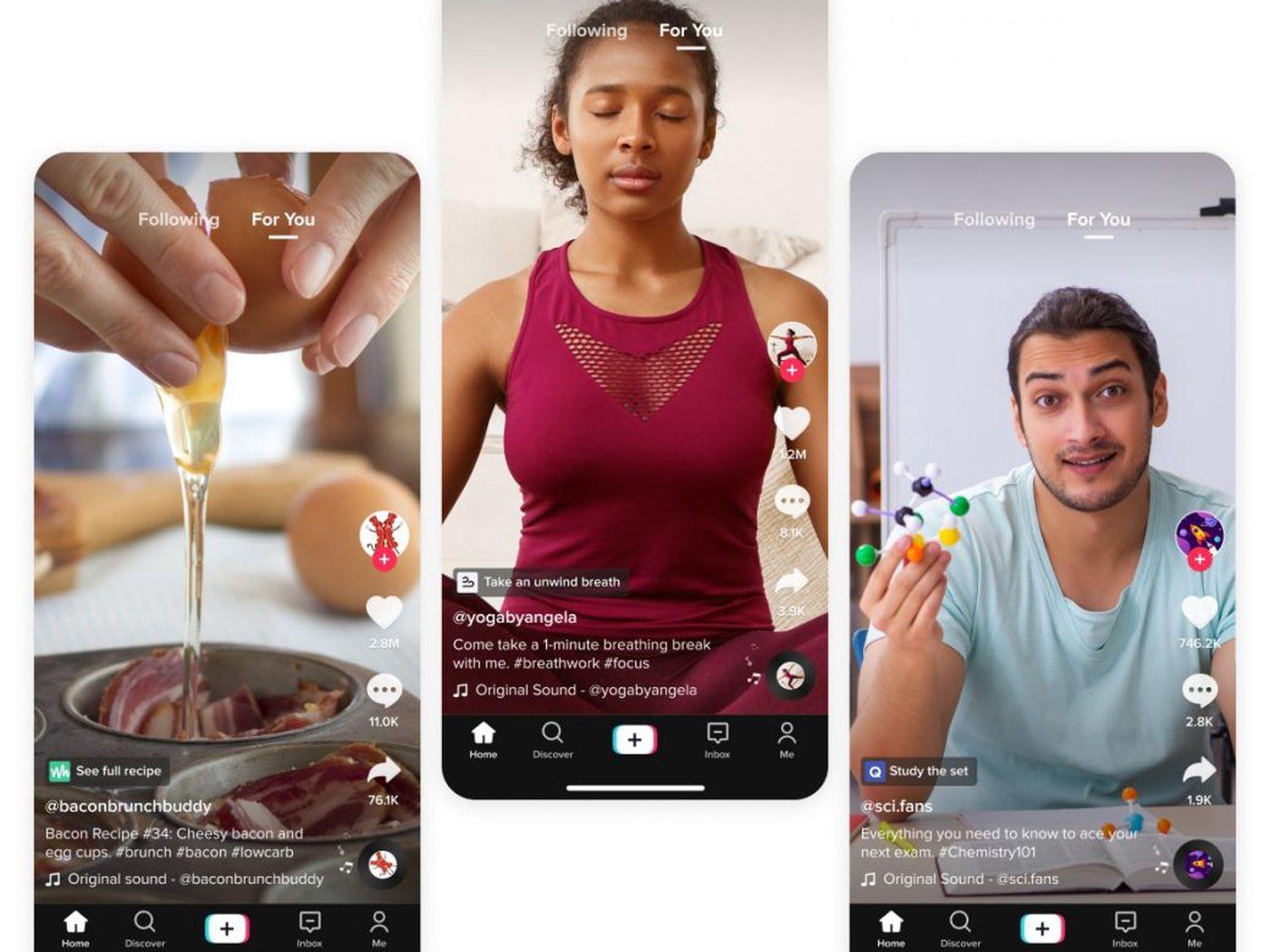 TikTok will let creators add mini apps to videos - The Verge