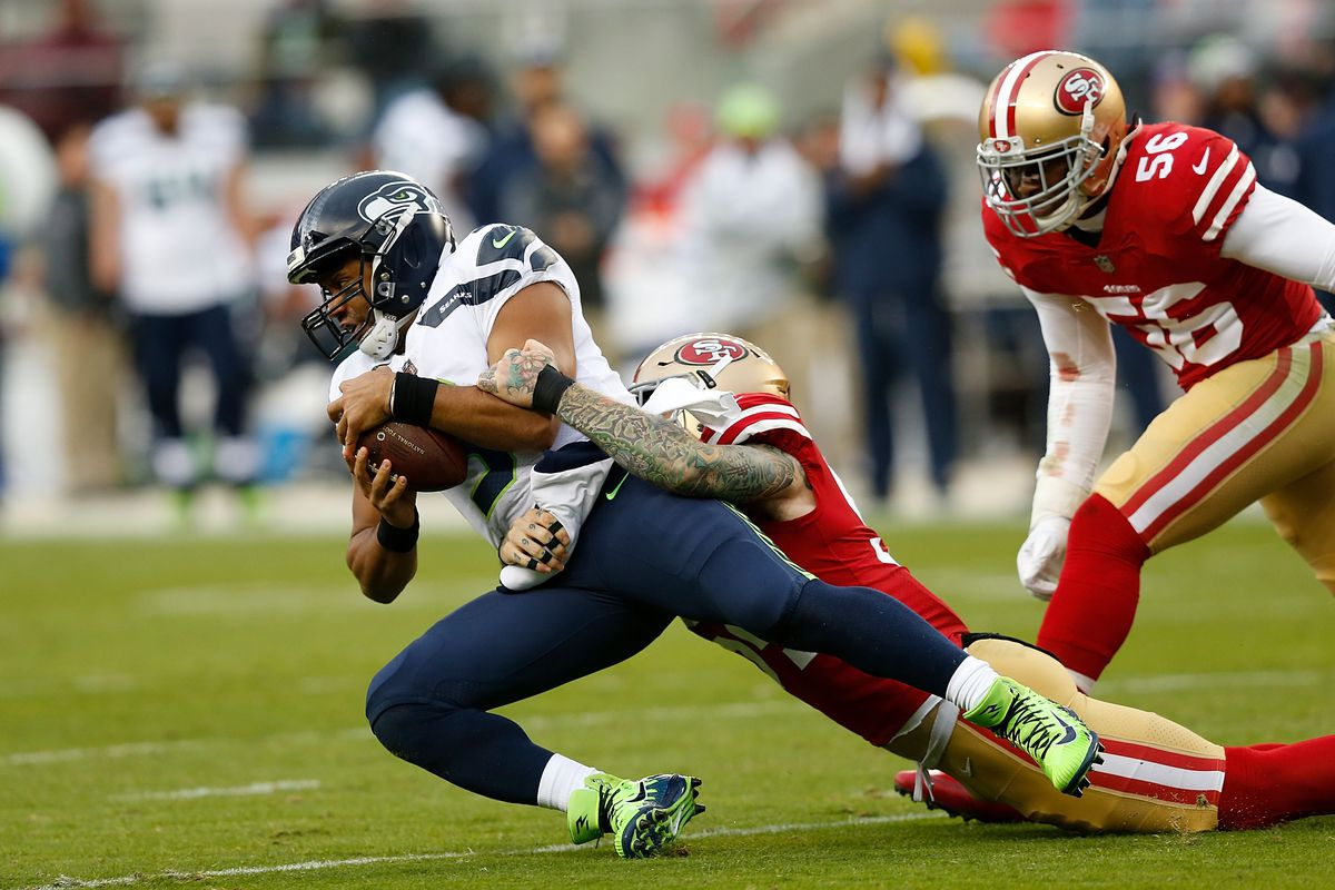 fae67b2f 49ers snap count vs. Seahawks, Week 12: The defense's new faces got ...
