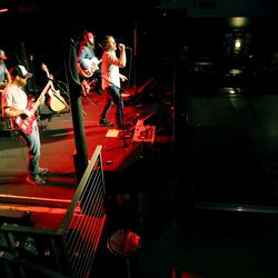 The band Royal Bliss performs at The Royal in Murray on Friday, May 22, 2020.