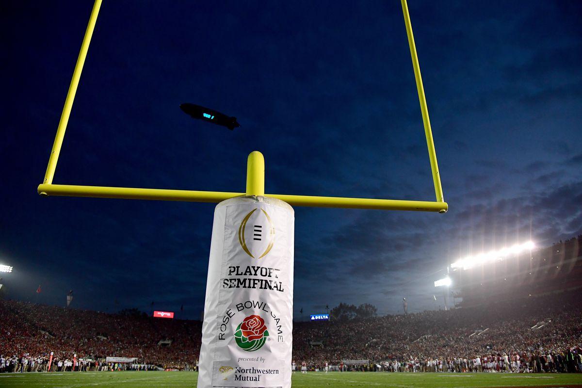 Rose Bowl Game - Oklahoma v Georgia
