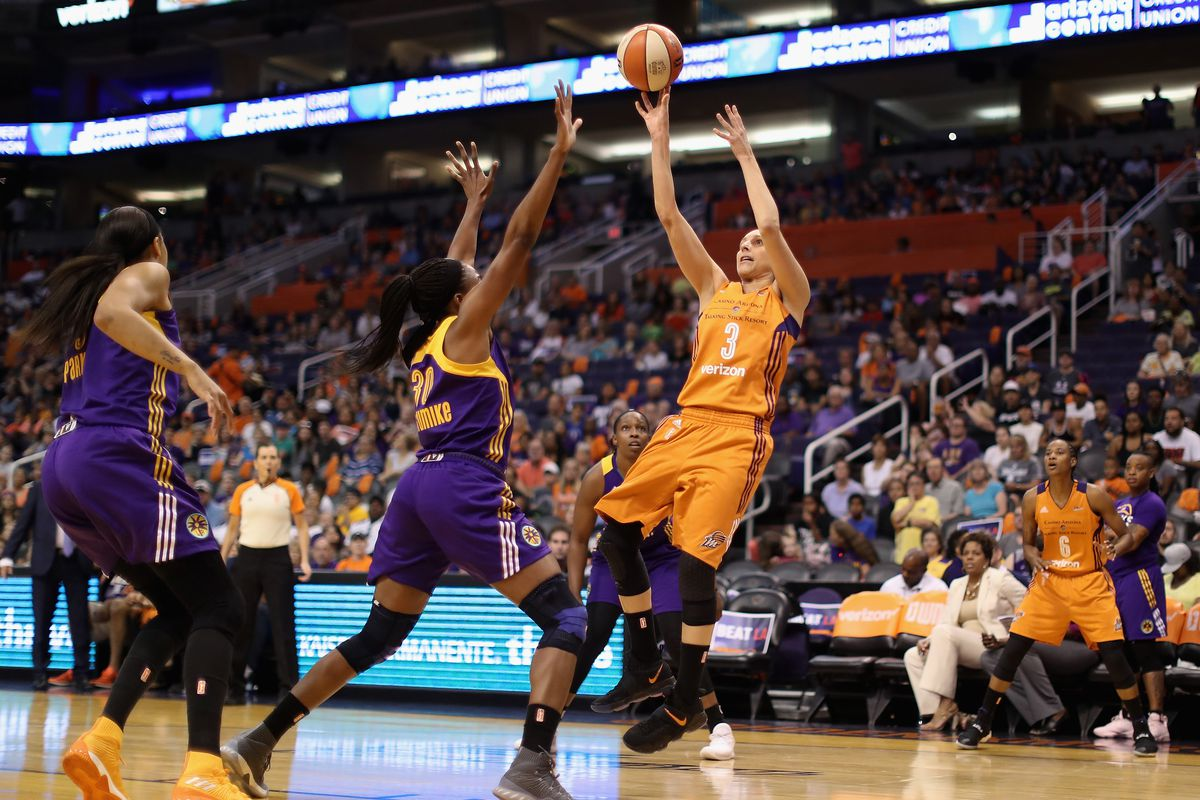 Los Angeles Sparks v Phoenix Mercury - Game Three