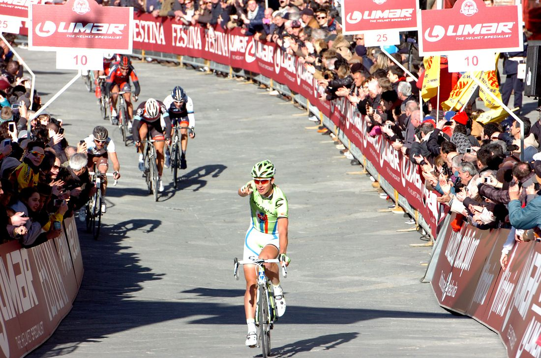 Gallery Photo: Moser Stuns the Favorites for Strade Bianche Win