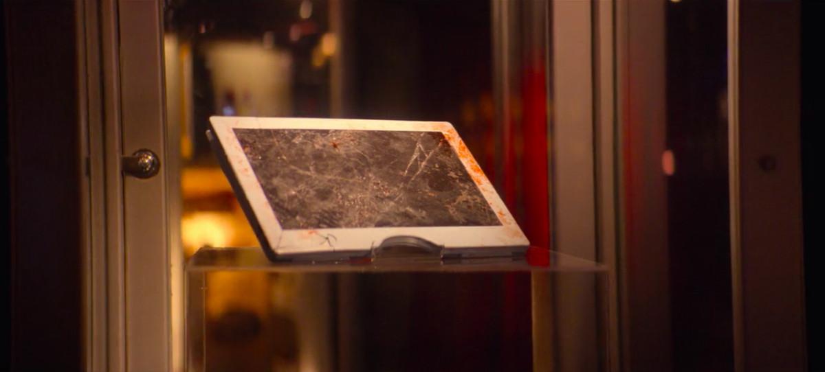 Black Museum: Arkangel tablet