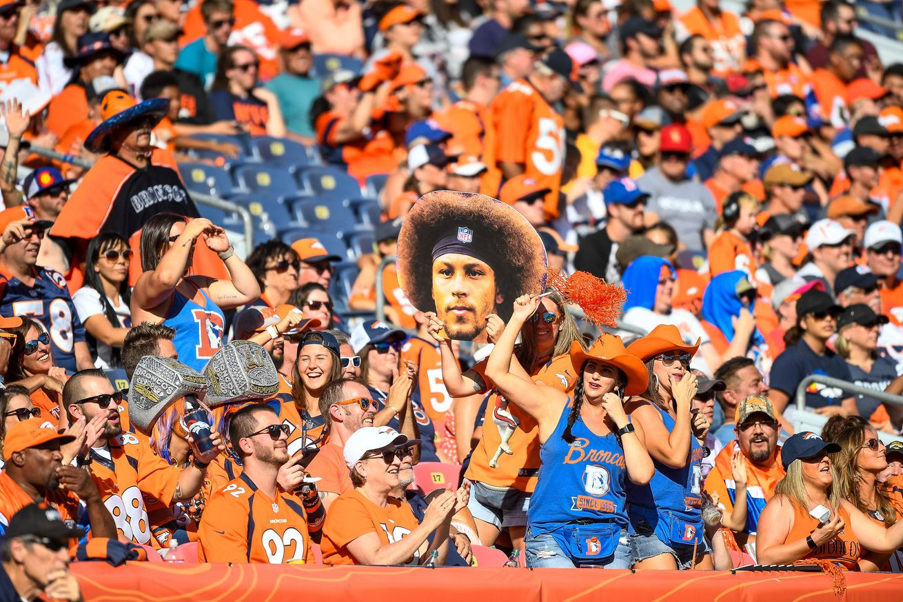 Broncos players need not focus on Broncos fans