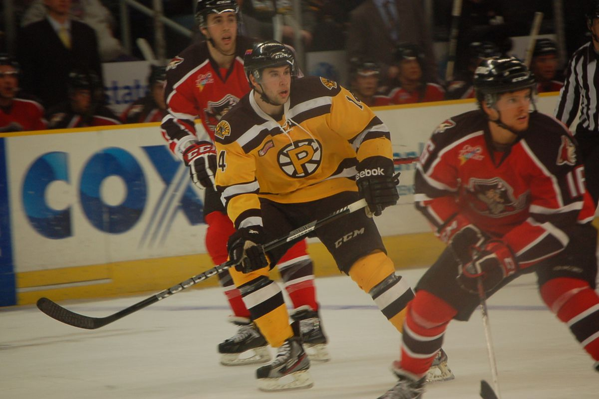 Of all the Providence Bruins forward prospects, Craig Cunningham is the one who had the best year that you've probably never heard of