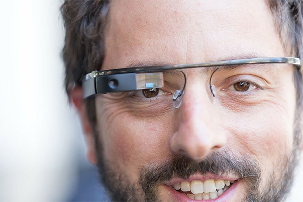 Google glasses (очки от Google)