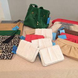 Spring 2015 bags, $95-$125