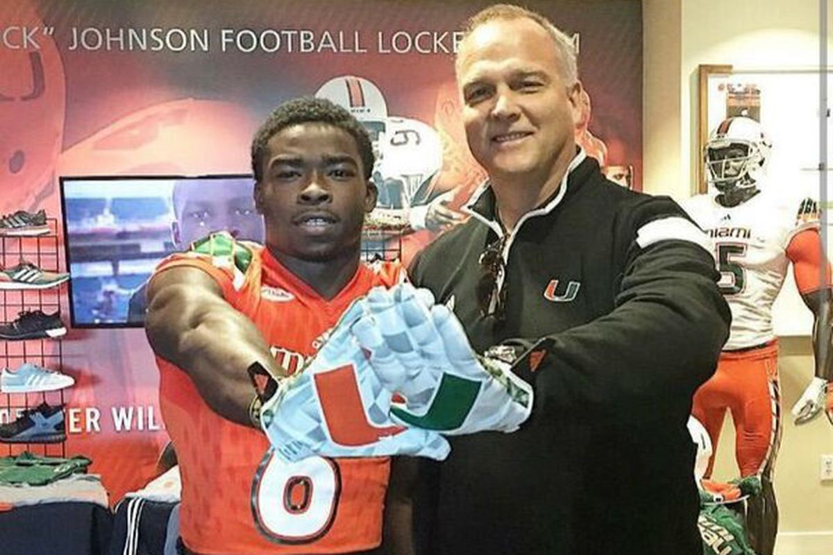 4-star WR Sam Bruce headlines the 2nd wave of 2016 signees coming to campus today