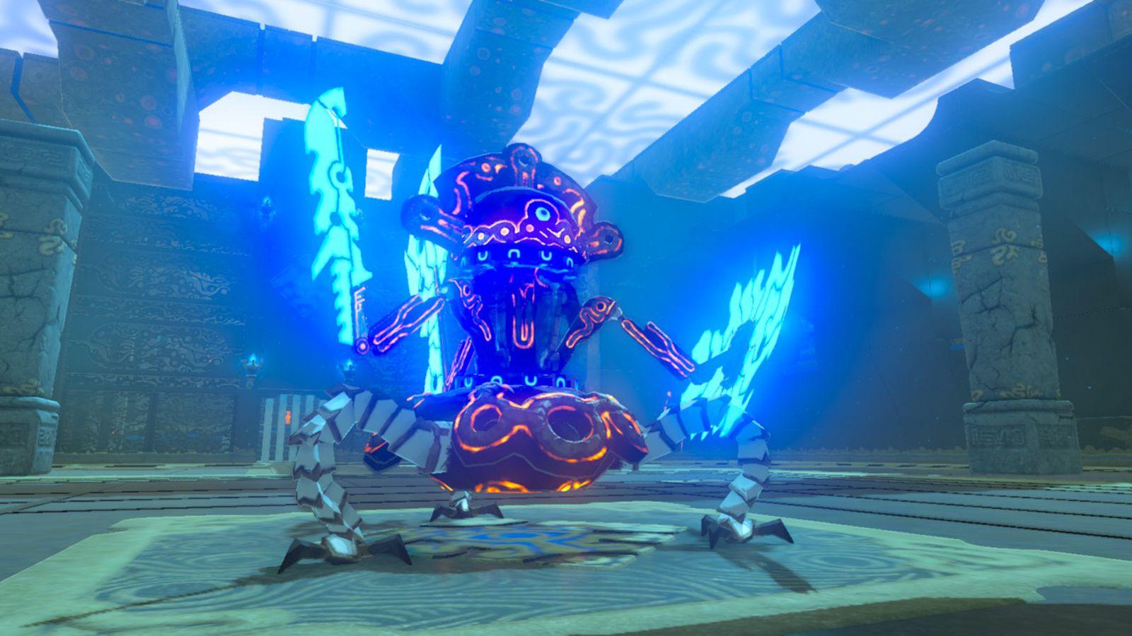 Zelda: Breath of the Wild guide: Tena Ko'sah shrine location