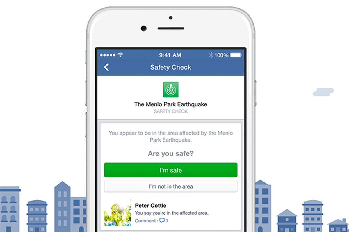 how to allow facebook check in