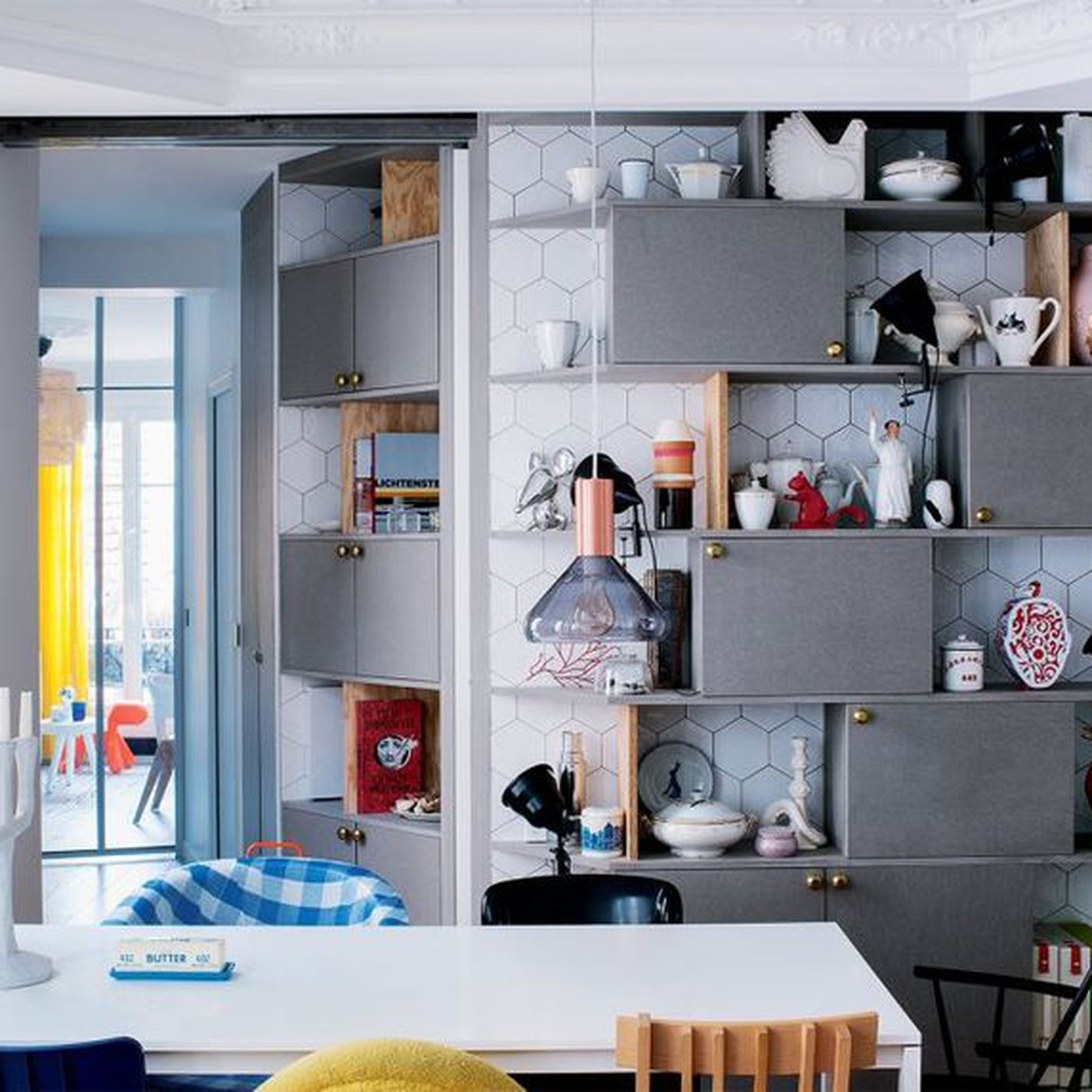 Studio Jean Marc Gady 5 renovation and decor tips from chic paris apartments - curbed