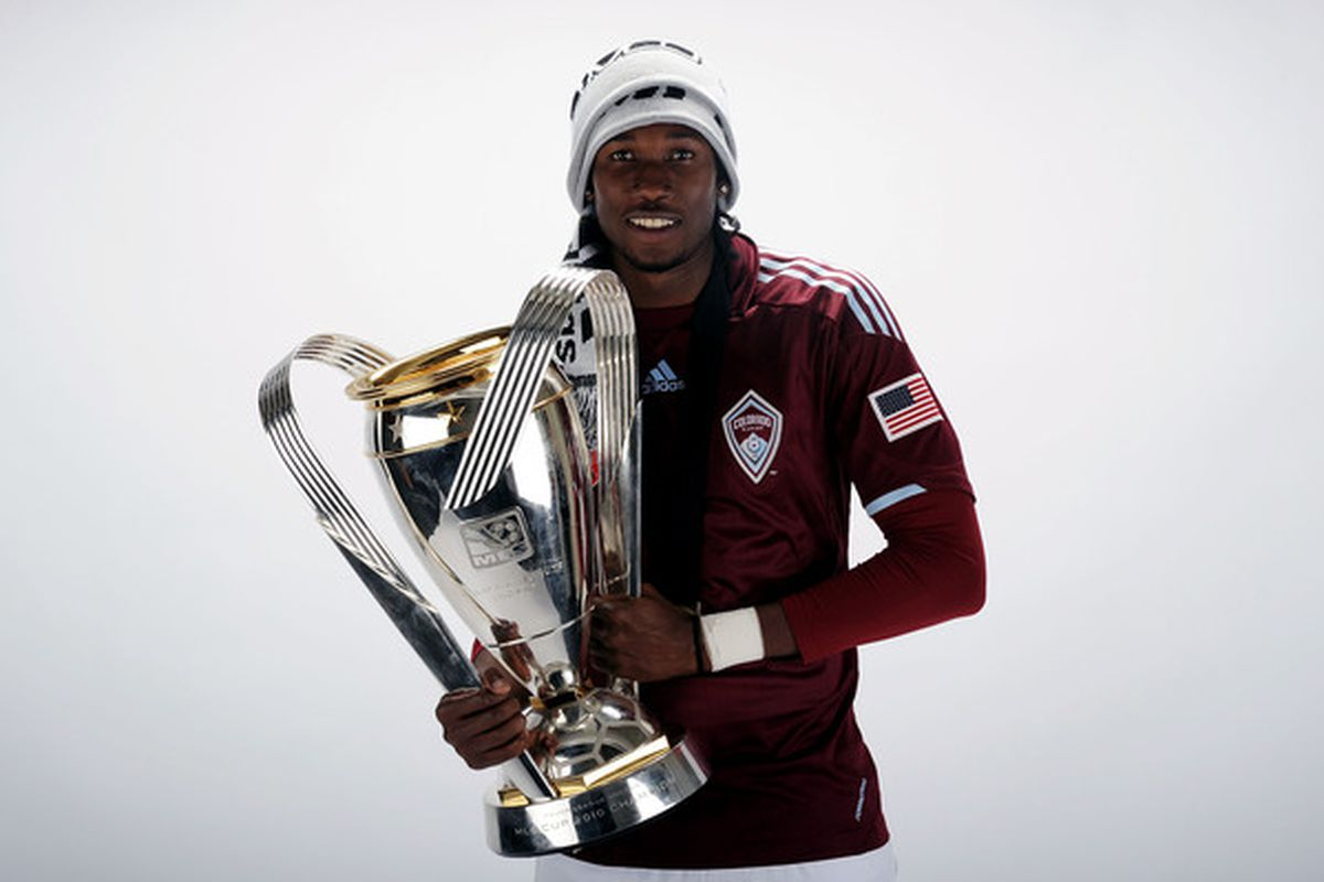 Mac Kandji was crucial in setting up the game-winning own goal against FC Dallas in the 2010 MLS Cup Championship in Toronto, ON at BMO Field. It was Colorado's first MLS Cup victory.