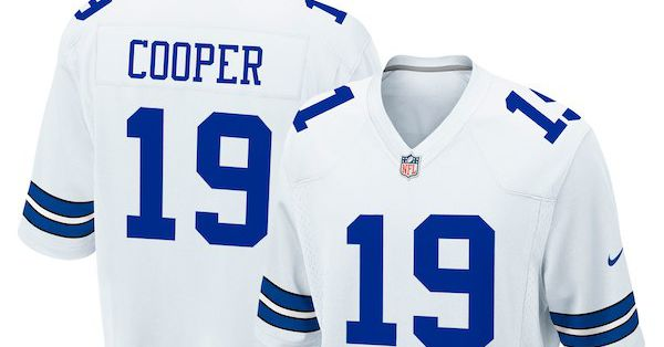 best website d72ba 857fa Amari Cooper's Cowboys jersey has been released - SBNation.com
